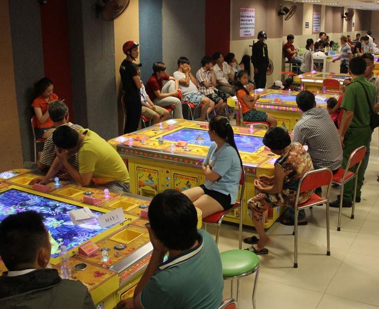Kinh doanh game bắn cá quá giờ sẽ bị xử phạt hành chính